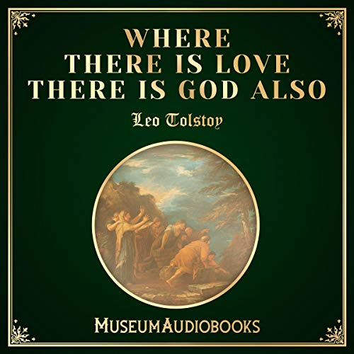 Where There Is Love There Is God Also cover art