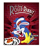 3Dstereo ViewMaster Who Framed Roger Rabbit - ViewMaster Classic Set - 3 Reels - 21 3D Images