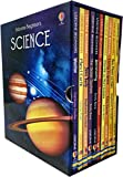 Usborne Beginners Series Science Collection 10 Books Box Set (Earthquakes & Tsunamis, Sun Moon and Stars, Living in Space, Storms and Hurricanes, Volcanoes, Astronomy, The Solar System, Your Body, Pla