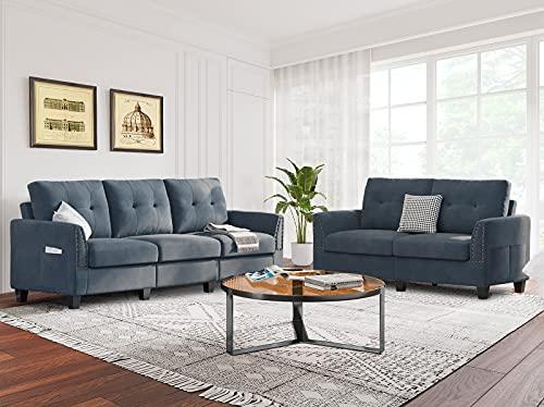 Belffin Sofa and Loveseat Sets 2 Piece Furniture...