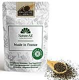 Granos de chia en polvo – Bolsita 100 g – puro al 100 % – Excelente fuente de proteínas,...