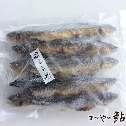 国産 ( 滋賀県・岐阜県産 ) だし鮎 10尾(尾18-22cm)×15P 業務用 冷凍
