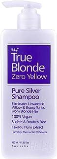 Hi Lift True Blonde Zero Yellow Shampoo, 350 milliliters