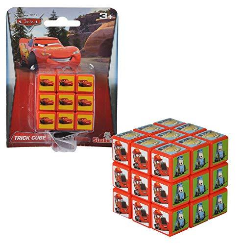 Cars Kinder Trick-Würfel | Disney 3 | Mit Lightning McQueen | Simba Dickie