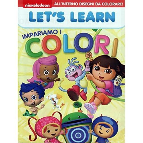 Nickelodeon: Impariamo I Colori