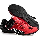 Santic Lock-Free Cycling Shoes MTB Shoes Road Bike Shoes Cycling Sneakers Unlocked Cycling Shoes