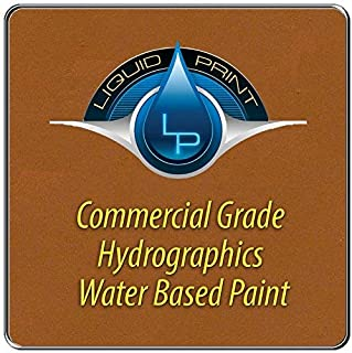 Rosewood Hydrographics Paint - 1 Quart - Water Based - Liquid Print Hydrographics Paint Supplies