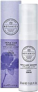 Trifing Boots Botanics Triple Age Renewal Facial Serum