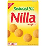 Nilla Wafers Reduced Fat Vanilla Wafer Cookies, 11 oz