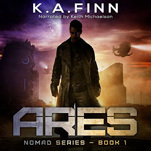 Ares audiobook cover art