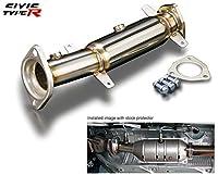 触媒アダプター 18160-000 ホンダ シビック TypeR FD2 K20A