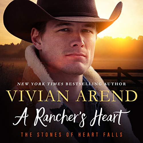 Couverture de A Rancher's Heart