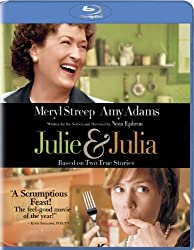 Julie and Julia comedy drama prolific food blogger