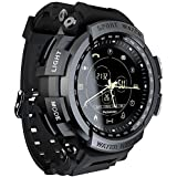 LOKMAT Sports Anolog Digital Smart Watch Men...