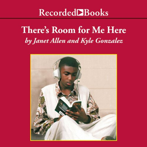 There's Room for Me Here audiobook cover art