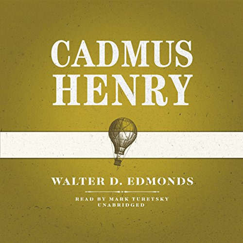 Cadmus Henry audiobook cover art