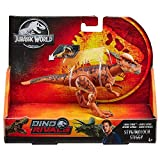 Jurassic World Dino-cras Stygimoloch Stiggy, huevo de dinosaurio de juguete (Mattel GCR56)