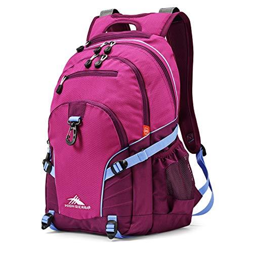 High Sierra Loop-Backpack, School, Travel, or Work...