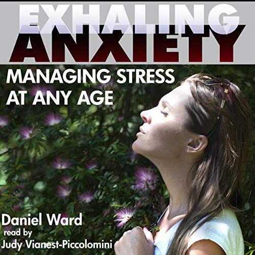 Exhaling Anxiety audiobook cover art