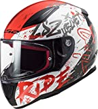 LS2, Casco integral de moto Rapid, Naughty, BR M