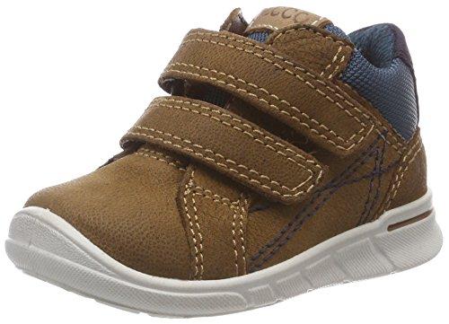 ECCO Baby Jungen First Sneaker, Braun (Camel 1034), 20 EU