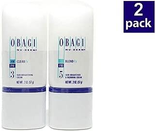 Skin Care Clear Fx and Blend Fx Set 2 oz