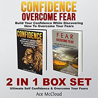 Confidence: Overcome Fear cover art