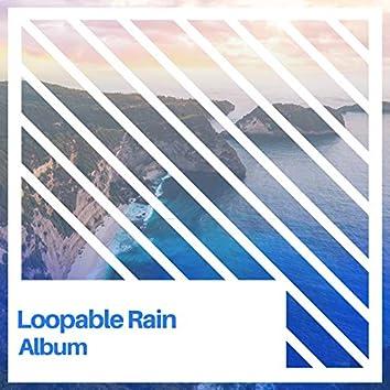 Soft Loopable Rain & Thunder Album
