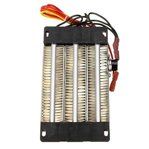 QINGRUI Zubehörwerkzeuge Elektrische Heizungen 750W Insulated PTC Keramik Lufterhitzer Heizelement 140 * 76mm Gerät Temperatur AC DC 220V Stabile Leistung