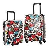 アメリカンツーリスター ディズニー スーツケース 2個セット(20インチ&18インチ) ミニー AMERICAN TOURISTER Disney