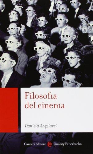 Filosofia del cinema