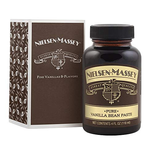 Nielsen-Massey Pure Vanilla Bean Paste, with Gift Box, 4 ounces