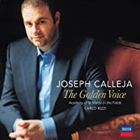 The Golden Voice by Joseph Calleja (2006-04-11)