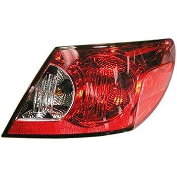 Rear Brake Light Taillight Lamp Right RH Passenger for 01-06 Dodge Stratus Sedan