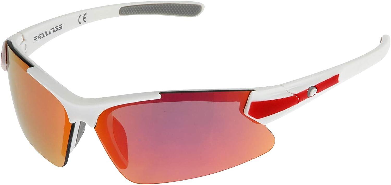 Rawlings Youth Bombing new work Sport Baseball Sunglasses Stylish free 100 Lightweight