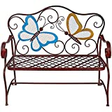 Alpine Corporation BVK546 Butterfly Bench