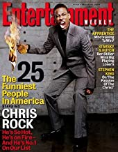 Entertainment Weekly Magazine #756 : Chris Rock (March 19, 2004)