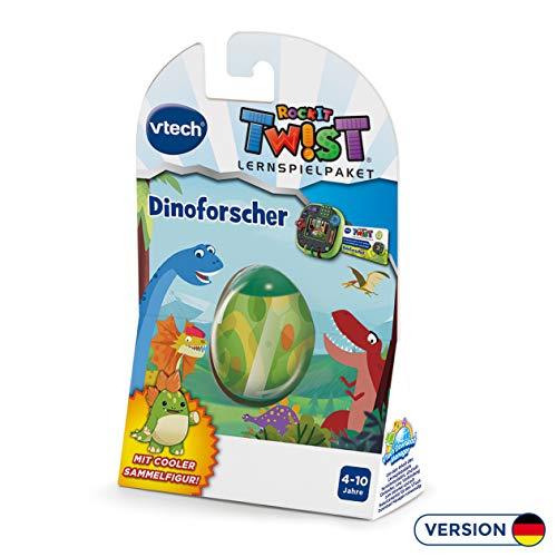 Vtech 80-495304 RockIt TWIST Dinoforscher, Spiel für Lernspielkonsole, Mehrfarbig