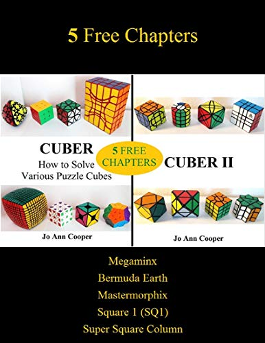 Cuber & Cuber Ⅱ - 5 Free Chapters (English Edition)