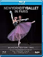 New York City Ballet in Paris [Blu-ray]