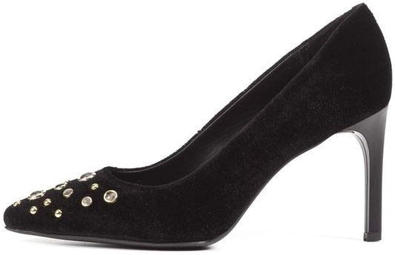 Geox Frauen Formale Schuhe Damen Schuhe Schwarz 38.5 EU EU Größe  Online-Verkauf sparen Sie 70%