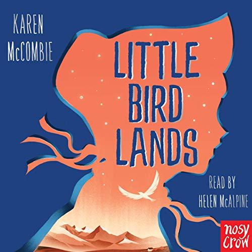Little Bird Lands audiobook cover art