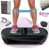 Sportstech 3D Vibration Plate VP300 | Mega Fat Burner +...