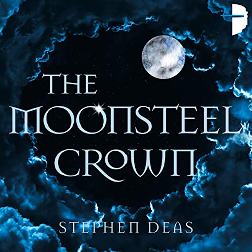 Couverture de The Moonsteel Crown
