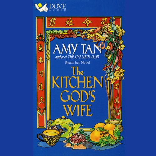 The Kitchen God's Wife cover art