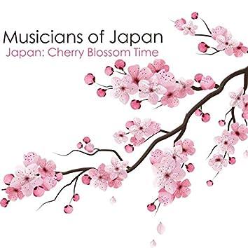 Japan: Cherry Blossom Time