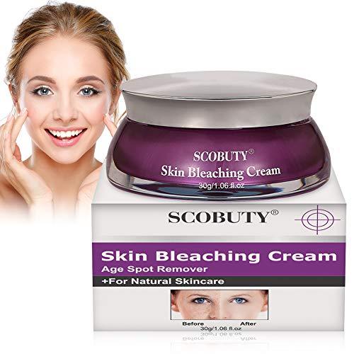 Whitening Cream,Aufhellende Creme,Haut Aufhellende Creme,Flecken Creme,Anti blemish,Sommersprossen Creme, Flecken creme, Gesicht creme gegen Altersflecken/Dunkle Flecken