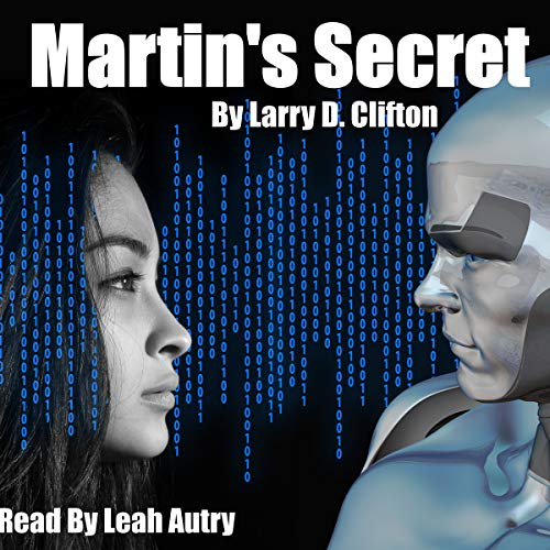 Martin's Secret audiobook cover art