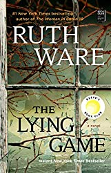 "The Lying Game by Ruth Ware won my ""Book Oscar"" for best setting!"