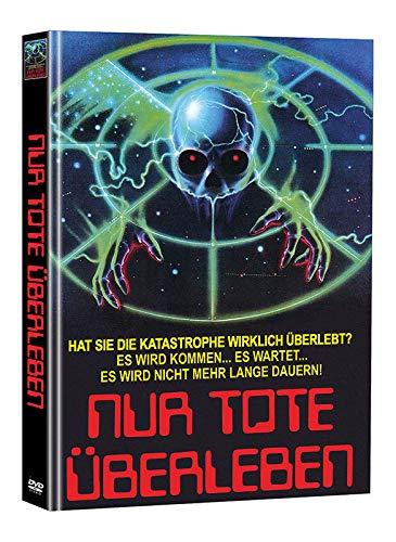 Nur Tote überleben - Mediabook - Limited Edition auf 55 Stück (+ Bonus-DVD mit weiterem Horrorfilm)